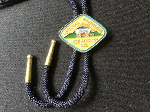 1974 ROYAL RANGERS National Camporama  Bolo Tie   FCF