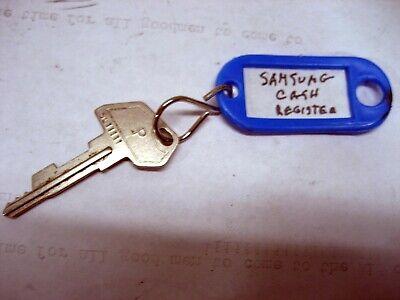 Used Samsung Cash Register Operations Key Wwarranty
