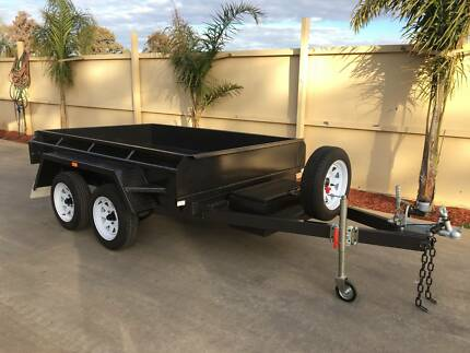 8x5 TANDEM-HYDRAULIC-TIPPER-TRAILER-RATED-1990KG-GVM Traralgon East Latrobe Valley Preview
