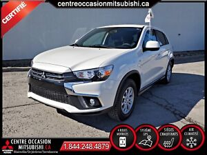 Mitsubishi RVR SE AWC/AWD/4x4 APPLE CAR PLAY/ANDROID AUTO SIEGES
