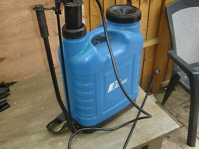 Rhyas 20-Litre Knapsack hand operated sprayer both hand held  or back mounted