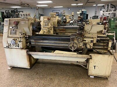 20 X 54 South Bend Turn-nado Geared Head Engine Lathe With Taper Attachment