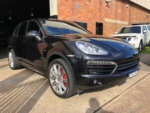 2013 Porsche Cayenne 4x4 Turbo Diesel Wagon SUV Mayfield West Newcastle Area Preview