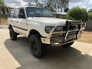 Toyota landcruiser Gympie Gympie Area Preview
