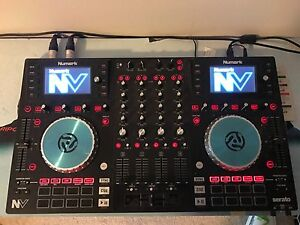 """KRK Rokit 8"""" speakers and Numark NV intelligent DJ Controller Seaford Morphett Vale Area Preview"""