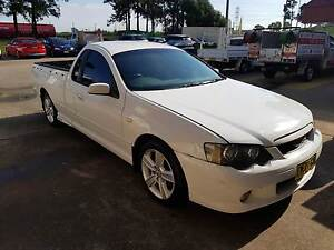 2004 Ford XR6 Ute Wetherill Park Fairfield Area Preview