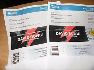 David Bowie Nothing Has Changed -QLD Symphony Orchestra's Tribute Clontarf Redcliffe Area Preview