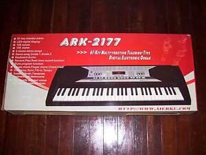 Digital Piano Organ Keyboard Armadale Stonnington Area Preview