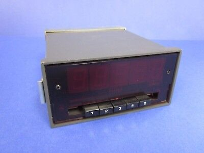 Omega 412b-k Large Display Temperature Meter For Type K Thermocouple