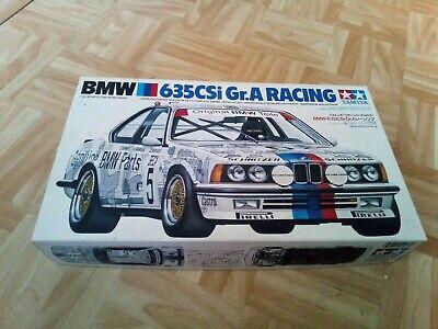 Tamiya BMW 635 CSL Gr.A Racing