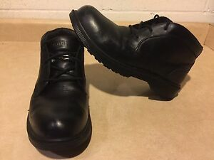 Men's Dakota Steel Toe Work Boots Size 10