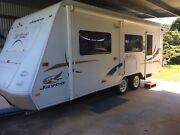 2005 Jayco Heritage Caravan 21ft Murwillumbah Tweed Heads Area Preview