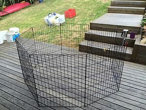 Pet fence puppy kitten cage Terrigal Gosford Area Preview