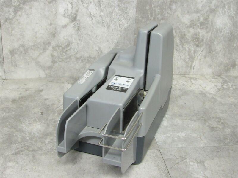 Digital Check TellerScan 230 - 35 DPM Check Scanner! TS230!