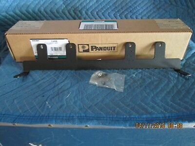 - Panduit CVPPB Cabinet Bracket For Side Mount 19