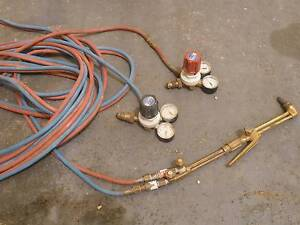 Oxy/ Acetylene set Elimbah Caboolture Area Preview