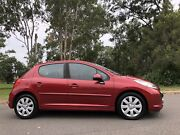 2008 Peugeot 207 XT Hatch Diesel Turbo Low Kms FULL Logbooks Moorebank Liverpool Area Preview