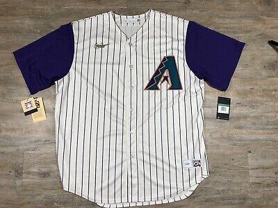 2020 Nike Arizona Diamondbacks Randy Johnson #51 Cooperstown Jersey Size XL