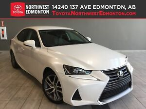 2017 Lexus IS 200t | SnowMode | Heat Seat | Leather | Eco | Turb