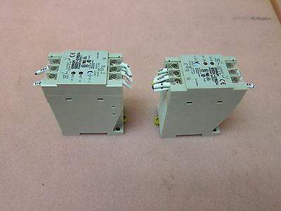 2 OMRON S82K-01524 POWER SUPPLY
