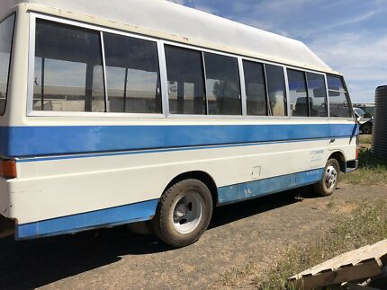 Mazda T3500 Bus project Neilborough Bendigo Surrounds Preview