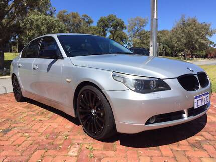 05 BMW 545i V8 Sell/Swap Scarborough Stirling Area Preview