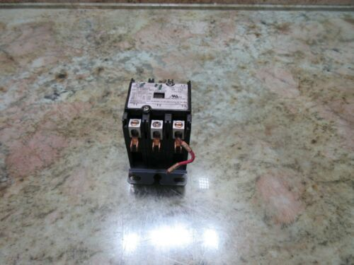 WHITE RODGERS CONTACTOR UNIT RBM TYPE 154 90-170 154-910 40FLA 50AMP