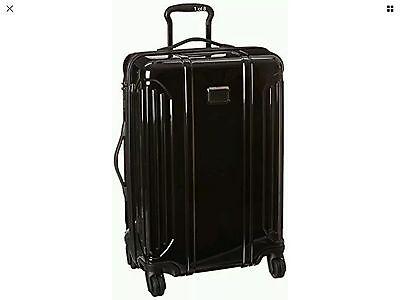 Tumi Vapor Lite Short Trip Packing Case Black Spinner 4 Wheel Luggage 28664 $515