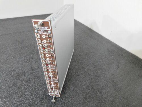 AMETEK ORTEC 935 200-MHz QUAD CONSTANT FRACTION DISCRIMINATOR NIM BIN MODULE