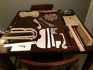 Violin making tools