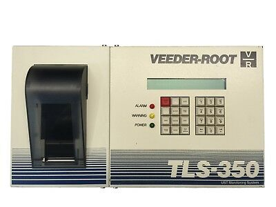 Veeder-root Gilbarco Tls-350 Tls350 Tank Monitor With 4-input Probe Module
