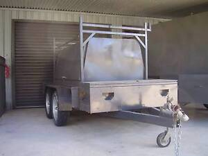 TANDEM TRADESMAN'S TRAILER Morven Greater Hume Area Preview