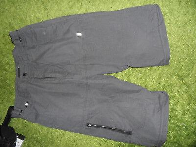 Jack & Jones  Herrenhose Shorts m. abnehmbarem Bein  Gr. L/34 schwarz gebraucht kaufen  Altenhof