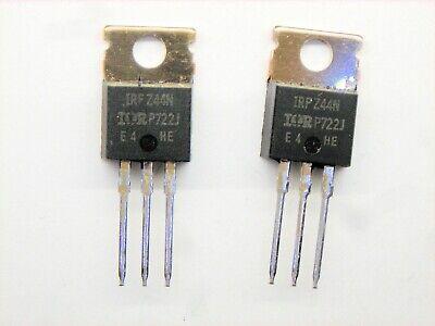 Irfz44n Original Ir Mosfet Transistor 2 Pcs
