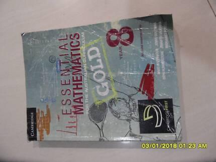 Yr 8 Maths Textbooks