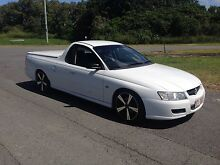 COMMODORE VZ LIMITED EDITION UTE MANY EXTRAS ! Wynnum Brisbane South East Preview