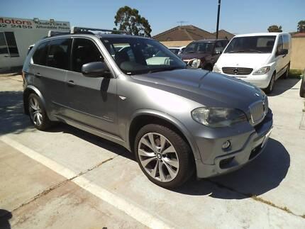 2009 BMW X5 M-SPORT V8 AUTO $21990