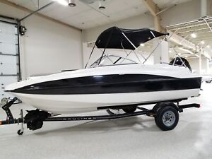 2013 Bayliner 190 DECK BOAT WITH A UPGRADED 150HP MERC 4STROKE!