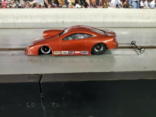 FORD ESCORT PRO STOCK!!! VERY NICELY BUILT 1/24  DRAG CAR!!