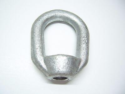 10 Eyenuts Eye Nuts 58 Tap - 12 Bail