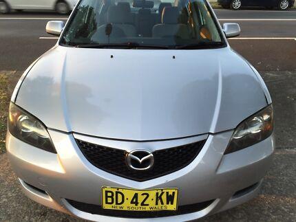 Mazda Mazda3 / 135 Kms Logbook / New Sports Clutch / Reliable Car Regents Park Auburn Area Preview