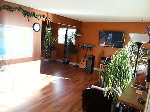 Bedroom for rent in a Clean, Bright, Quiet, Sh. Prk home Strathcona County Edmonton Area image 2