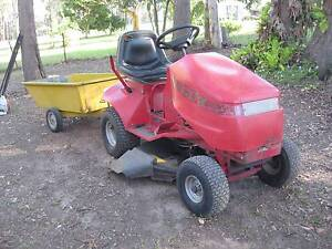 Cox Ride-on Mower CR5320 Model with Kohler Engine and Trailer Rochedale Brisbane South East Preview