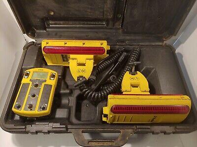 Trimble Lr410 Dual Receivers With Cb420 Control Box Gcs 900 Grade Control System