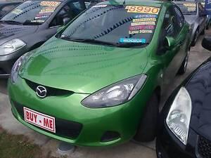 2009 Mazda, 2, Hatchback,(((3YRS WARRANTY))) Biggera Waters Gold Coast City Preview