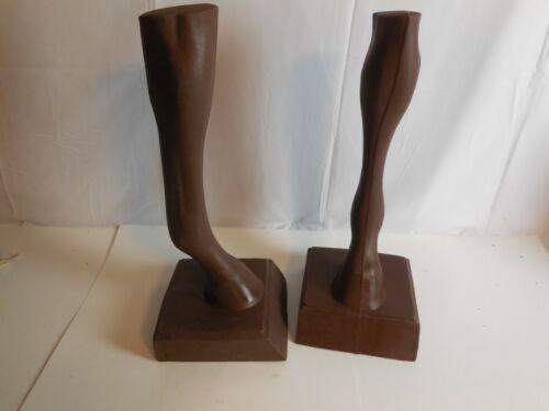 "Exhibit Trade Show Equine Prop , 2.5"" Ft Free-Standing Pair of Horse Legs"