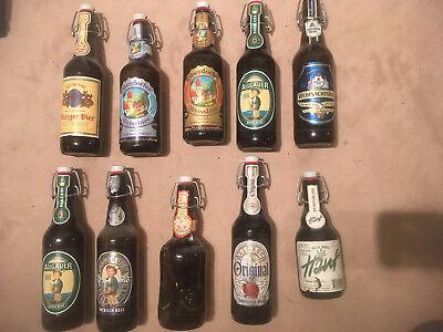 Bierflschen 10 Stück