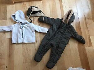 Vêtements 9 mois Jacadi Sergent Major
