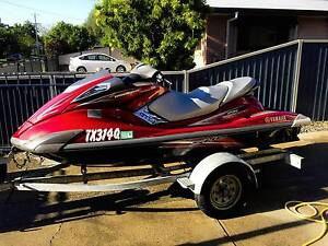 Yamaha FX SHO, Supercharged, 2010, Jet Ski - With Oceanic Trailer Coombabah Gold Coast North Preview