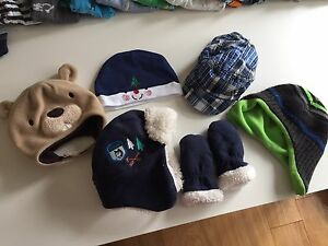 Baby boy hats lot